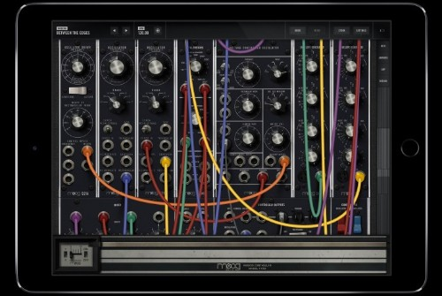 Moog's new app gives you a $10,000 synth for $30