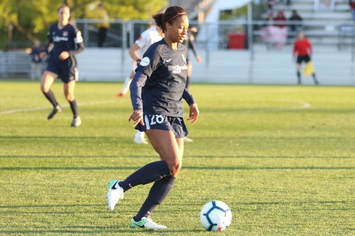 Sky Blue FC fall to Portland Thorns, 1-0