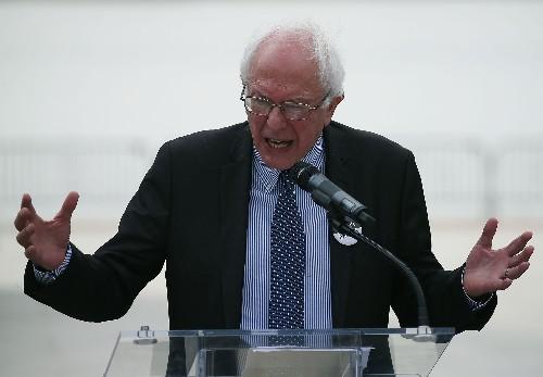 Bernie Sanders won the Republican debate on Twitter