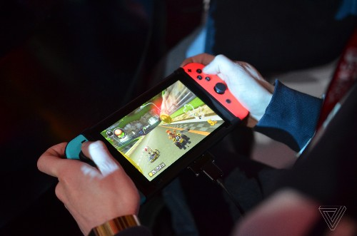 New Nintendo Switch hardware coming next year, says WSJ