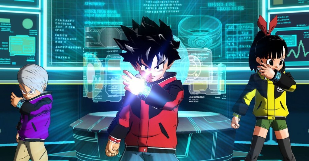 Super Dragon Ball Heroes World Mission brings RPG-card game to Switch, PC