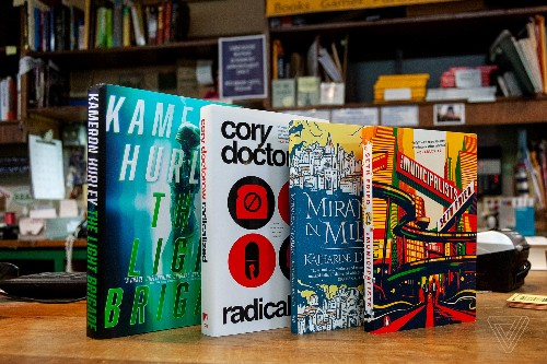 11 new science fiction and fantasy books to check out for the rest of March