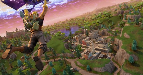 This is how hard it is to quit Fortnite when you're close to a Victory Royale