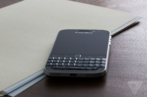 Senate staffers will no longer be issued official Blackberry smartphones