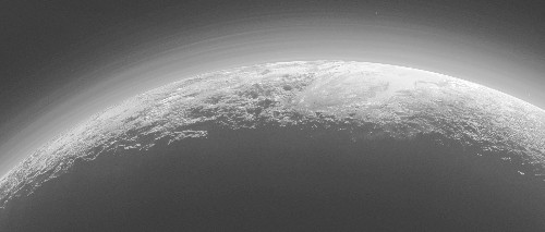 Pluto may have two ice volcanoes near its south pole
