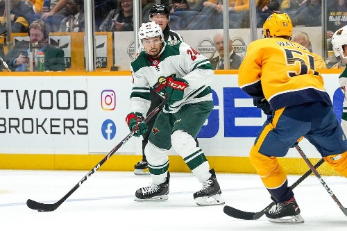 Preview: Wild continue playoff hunt against Predators