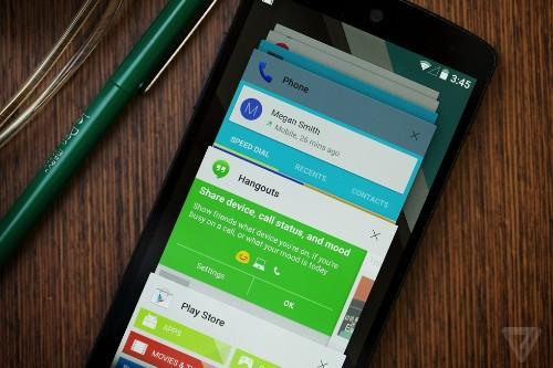 Google announces Android 5.0 Lollipop
