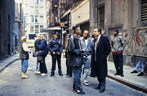Law & Order's New York was never real