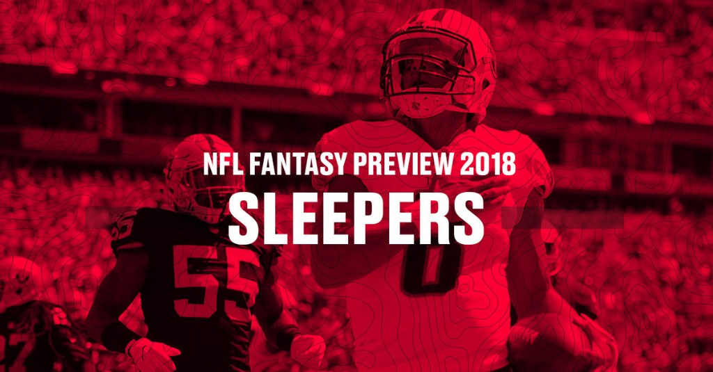 Keep an eye on these WR sleepers in your fantasy football draft