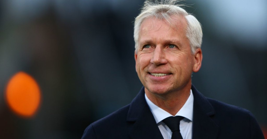 Alan Pardew Day