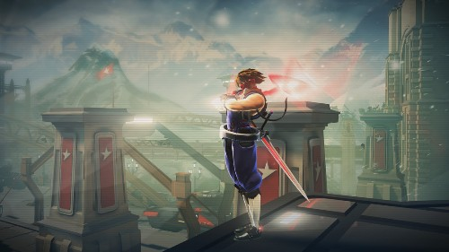 Arcade classic 'Strider' is getting a next-gen reboot in 2014