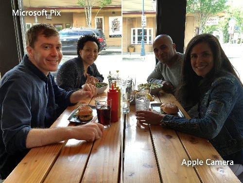 Microsoft thinks it can do a better iPhone camera app than Apple