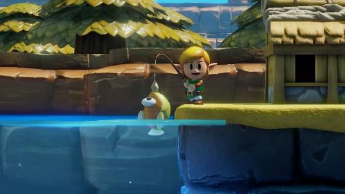 The Legend of Zelda: Link's Awakening is like a brand-new Zelda adventure on Switch