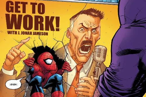 Why J. Jonah Jameson hates Spider-Man so much