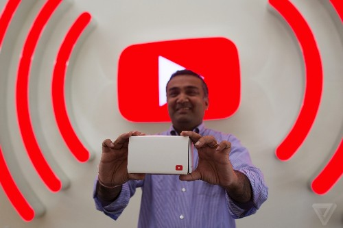 YouTube introduces live 360 video, the gateway drug to virtual reality