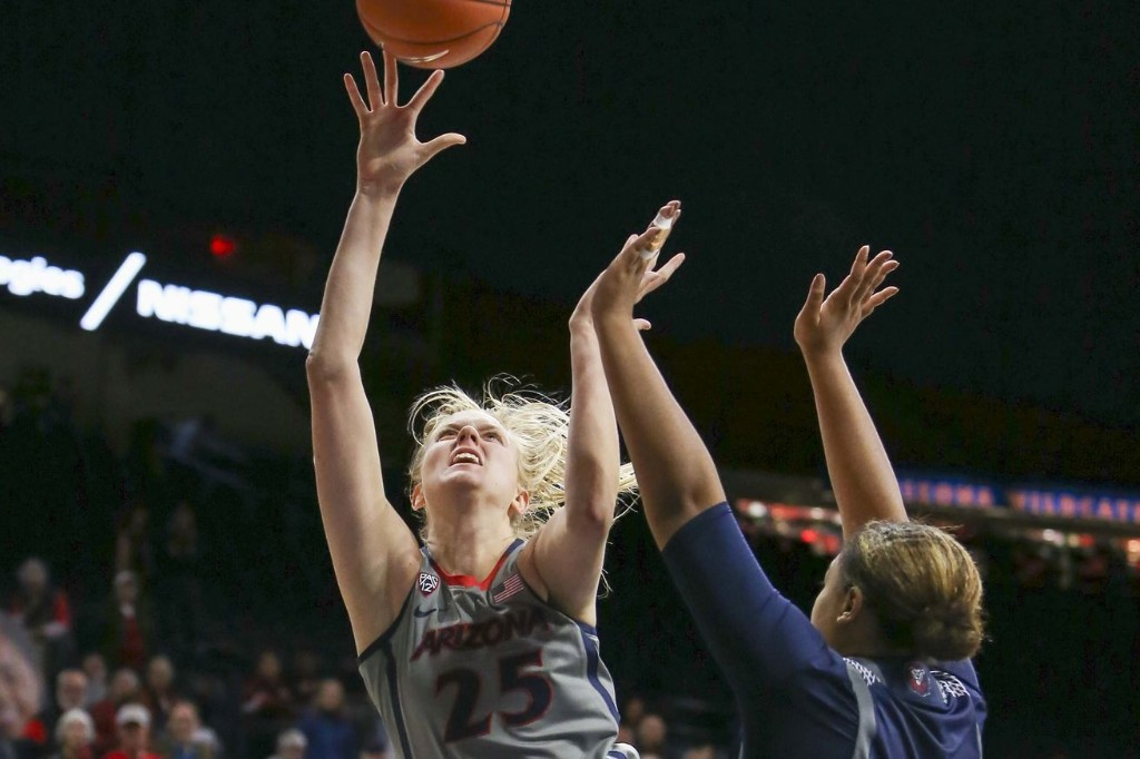 One thing Cate Reese can improve in junior season with Arizona women's basketball