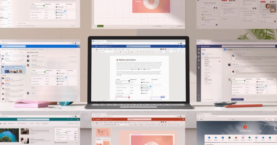 Microsoft previews the future of Office documents with Fluid Framework for the web