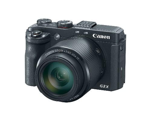 Canon announces the PowerShot G3 X
