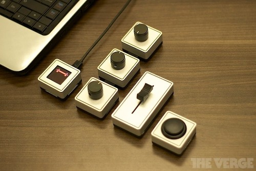 Beyond QWERTY: how Palette's knobs and dials change the way you work and play