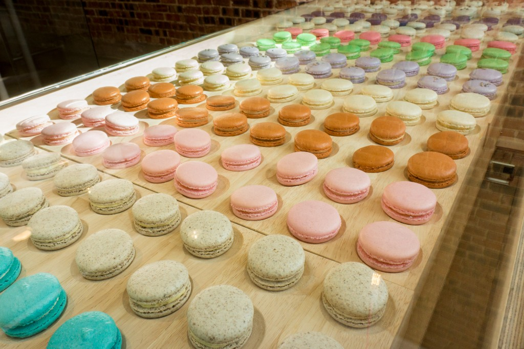Joy Macarons Is Headed To Lower Greenville