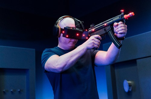 IMAX is shutting down its virtual reality arcade business for good