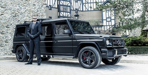 This Month in Luxury: Armored Vehicles