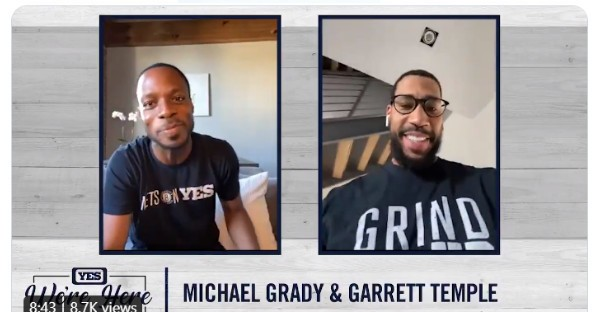 Garrett Temple: Nets providing players with workout gear and a regimen