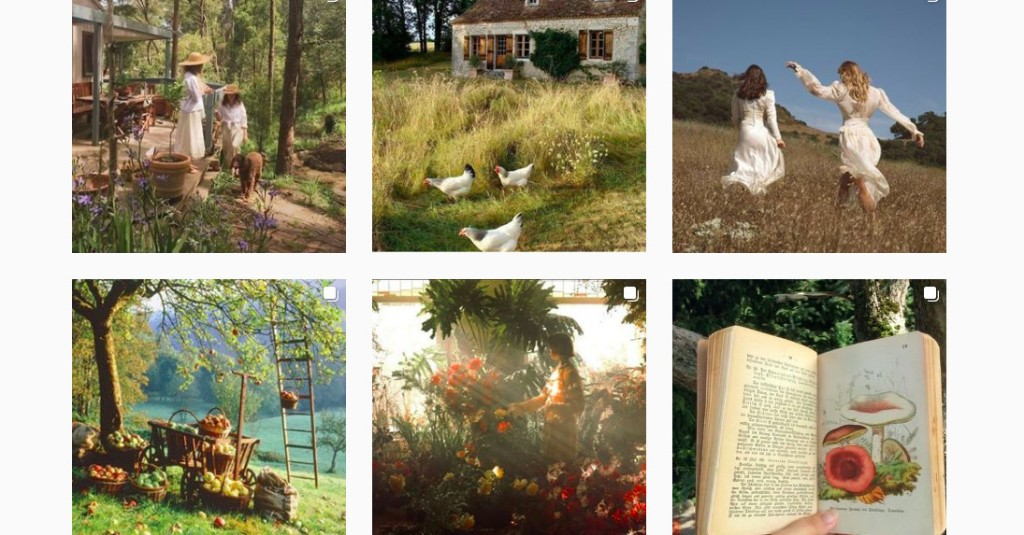 Cottagecore, Taylor Swift, and our endless desire to be soothed
