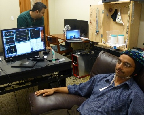 When I think, you move: researchers achieve brain-to-brain interface