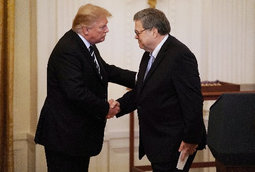 William Barr's $30k Trump hotel party illustrates how corruption is becoming more brazen and blatant