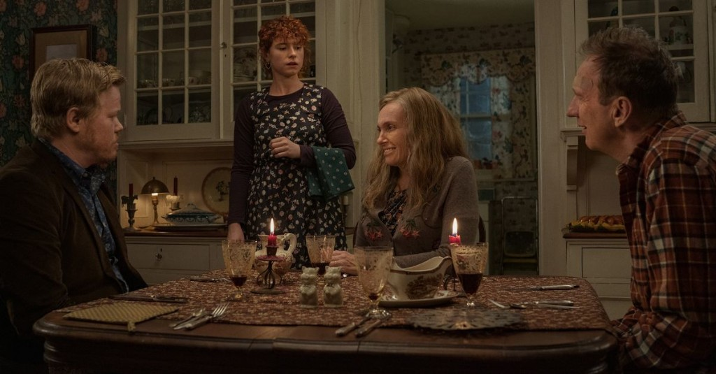 Charlie Kaufman's new movie looks like the horror version of Meet the Parents