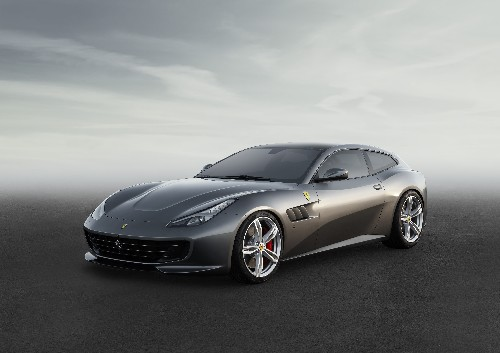The closest thing to a Ferrari family car is now the GTC4Lusso