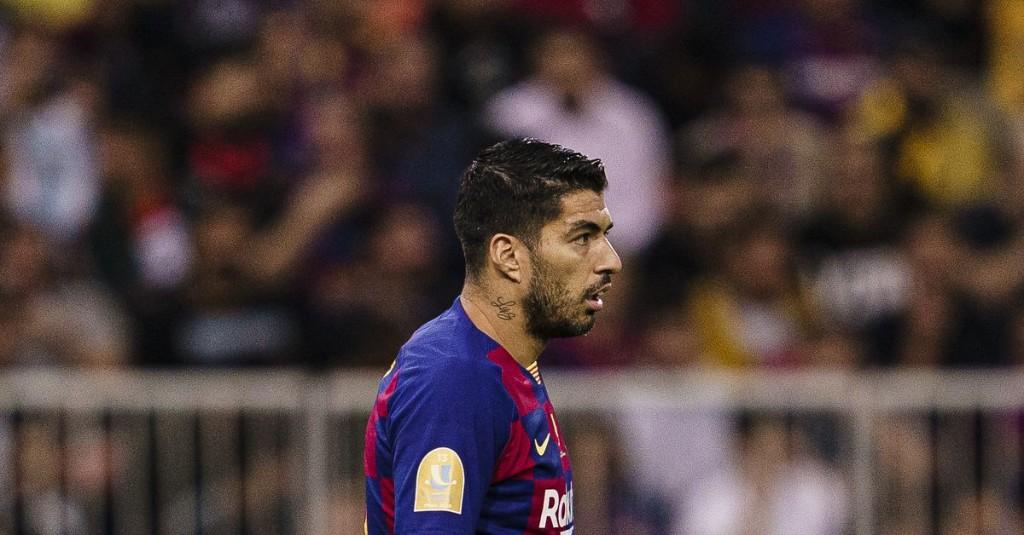 Major Link Soccer: New rumor, Luis Suarez to Atletico Madrid