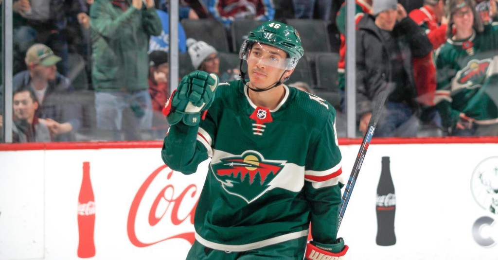 Why Jared Spurgeon should be the next Wild captain
