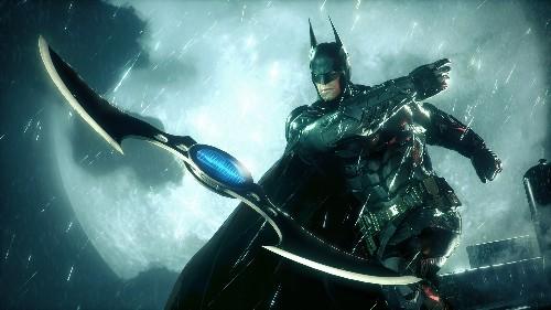 Batman kills people