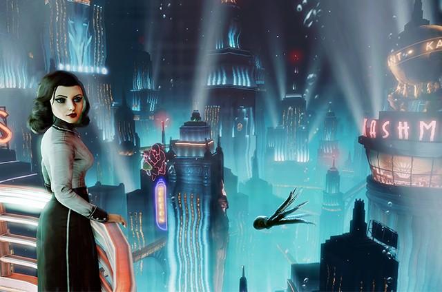 'Bioshock Infinite' DLC will take you back to Rapture, let you play as Elizabeth