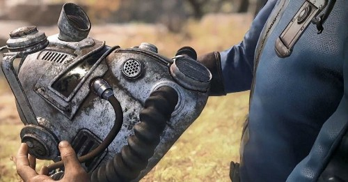 This Fallout 76 player has declared himself an endgame boss