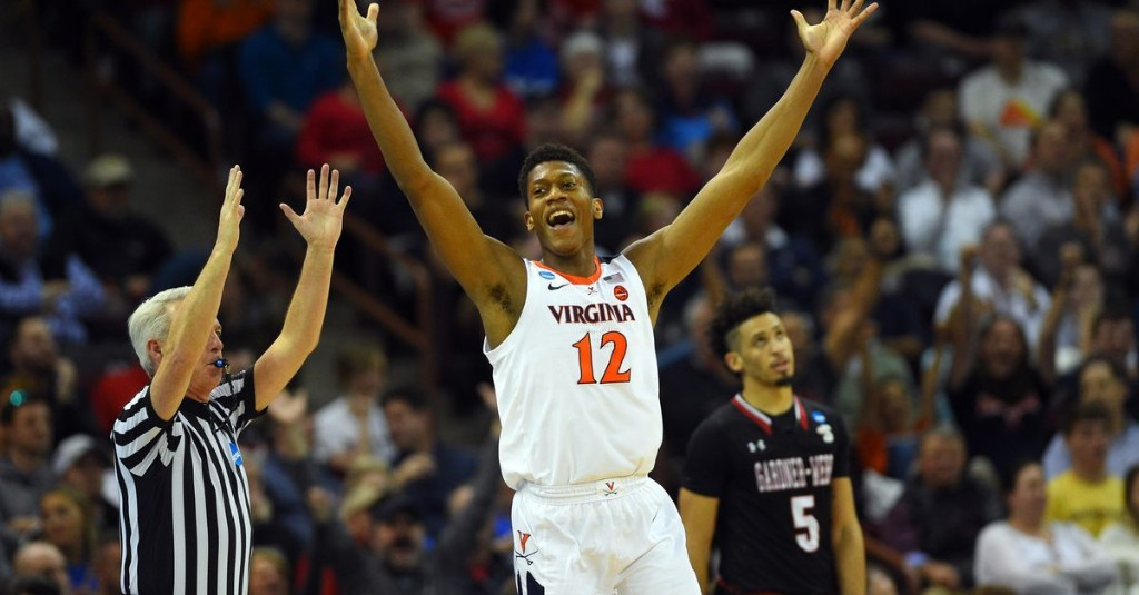 Virginia pulled off the most rewarding 1-16 win ever in March Madness