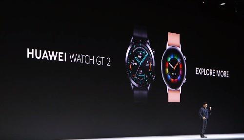 Huawei announces Watch GT 2 running LiteOS