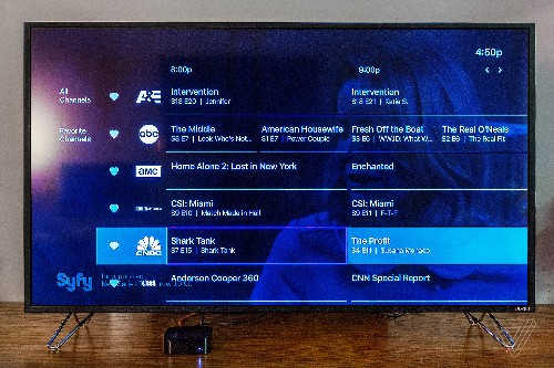 DirecTV Now is suffering an outage in its second week of availability