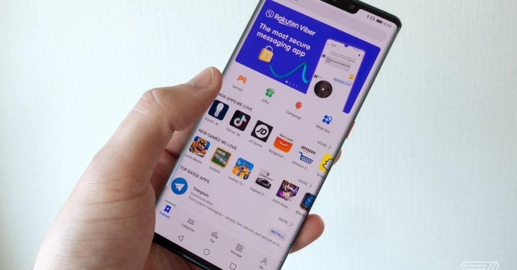 Huawei's HarmonyOS is coming to smartphones