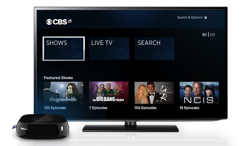 CBS' internet TV service is now available on Roku