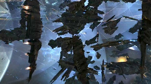 Spaceships worth more than $200,000 destroyed in biggest virtual space battle ever