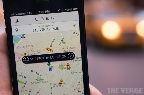 Uber for Business launches to let companies pay for employee travel