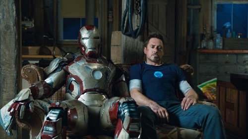 Iron Man is forever. Robert Downey Jr. isn't