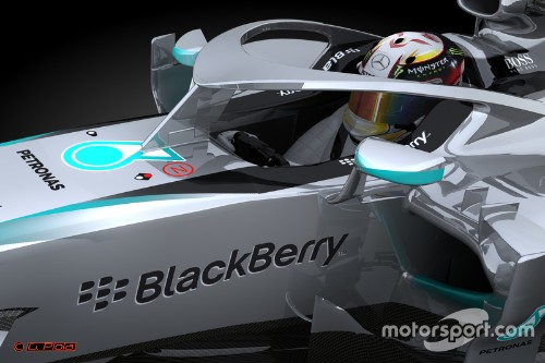 F1 will start racing with partially closed cockpits in 2017