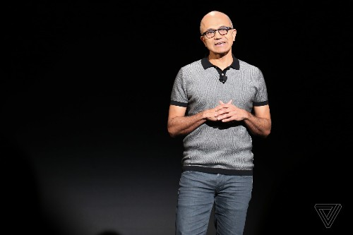 Microsoft CEO: our next phones may not look like phones