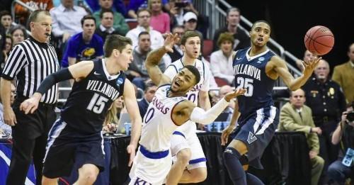 Rewatch: #2 Villanova vs. #1 Kansas (2016 NCAA Tournament): Live Score, Stats, Updates, Odds and more