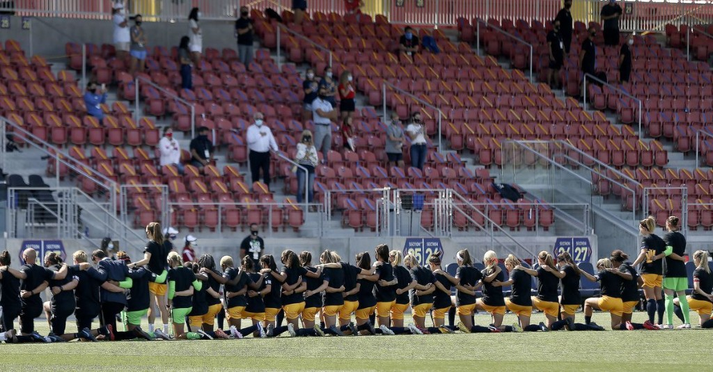 'We've had enough,' Utah Royals FC players say in statement ahead of first fall series game