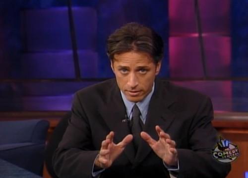 Watch Jon Stewart's very first Daily Show episode